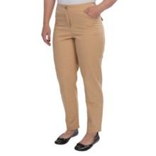 Pendleton Arlington Cotton Canvas Pants (For Women) in Spring Khaki - Closeouts