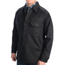 Pendleton Beaumont Shirt Jacket - Wool-Cashmere (For Men) in Charcoal Mix - Closeouts