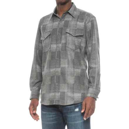 Pendleton Boro Shirt Jacket (For Men) in Boro Grey - Closeouts