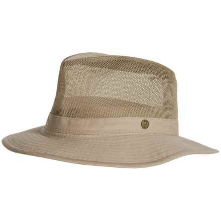 Pendleton Breezer Hat - UPF 50+ (For Men and Women) in Khaki - Closeouts