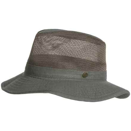 Pendleton Breezer Hat - UPF 50+ (For Men and Women) in Olive - Closeouts