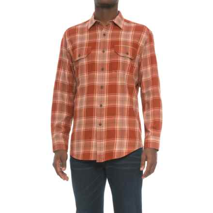 Pendleton Bridger Shirt - Long Sleeve (For Men) in Harvest Plaid - Closeouts