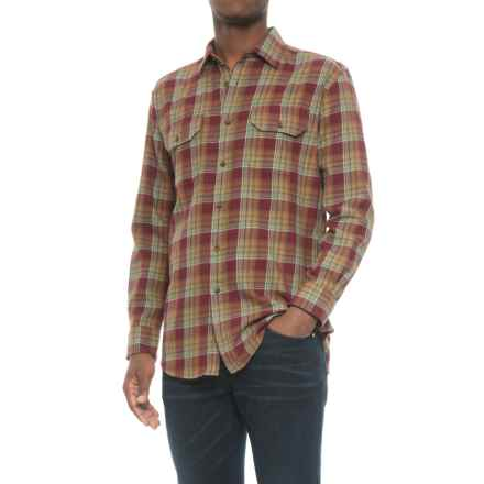 Pendleton Bridger Shirt - Long Sleeve (For Men) in Maple Tree Plaid - Closeouts