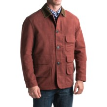 Pendleton Brownsville Barn Jacket (For Men) in Barn Red - Closeouts