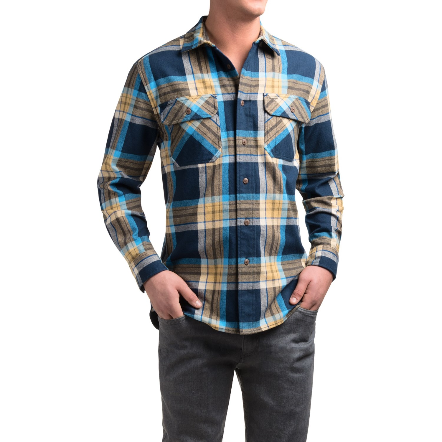 Rangeley Flannel Shirt Long Sleeve Slightly Fitted Plaid Men's Reg. Men's Flannel, Chamois and Lined Shirts Shop autoebookj1.ga for the unbeatable comfort of our Men's flannel- and fleece-lined shirts. Our flannel shirts are made from high-quality Portuguese flannel, expertly brushed for softness.