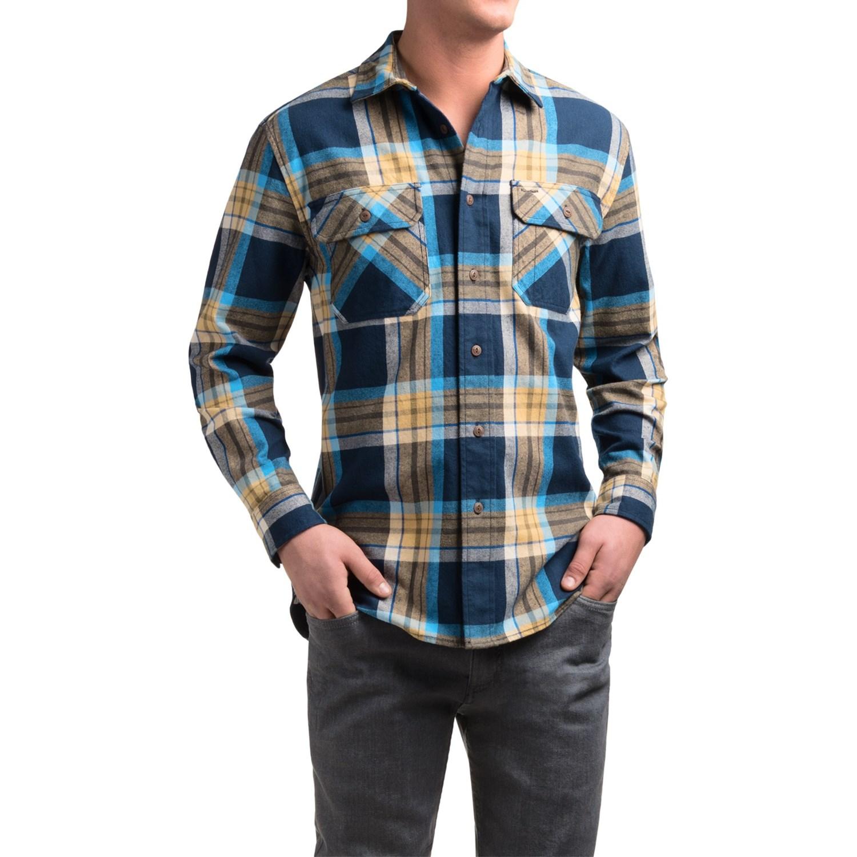 pendleton burnside flannel shirt for men save 49