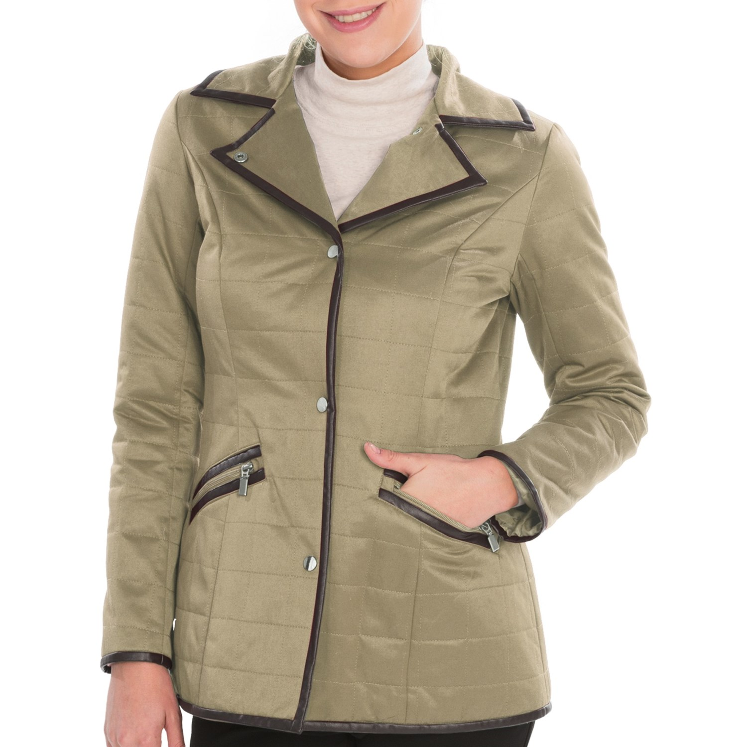Pendleton Camas Quilted Jacket For Women Save 86
