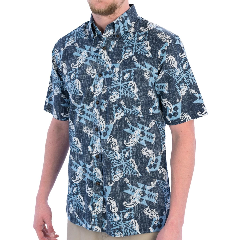 Pendleton camp shirt for men save 79 for Mens short sleeve camp shirts