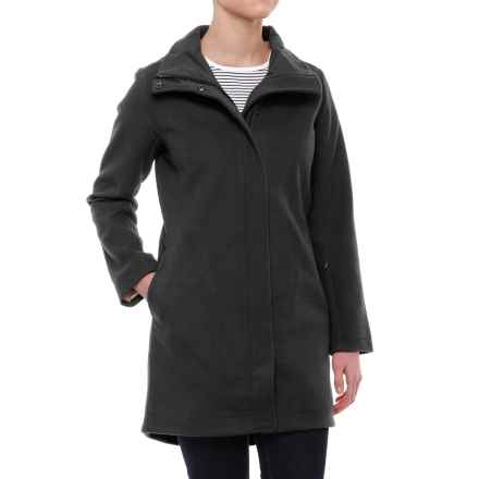 Pendleton Campbell Coat - Waterproof (For Women) in Black - Closeouts