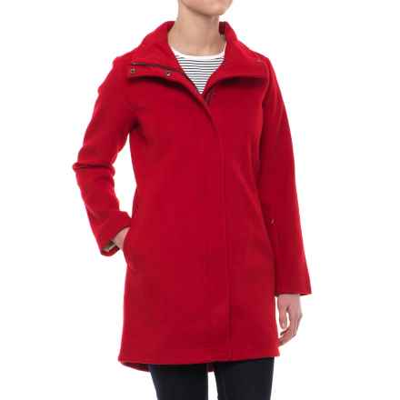Pendleton Campbell Coat - Waterproof (For Women) in Red - Closeouts