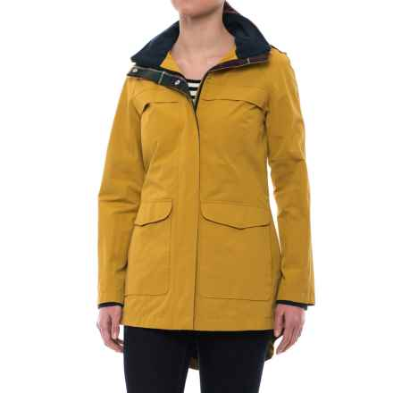 Pendleton Carmel Rain Jacket - Waterproof (For Women) in Golden Rod - Closeouts