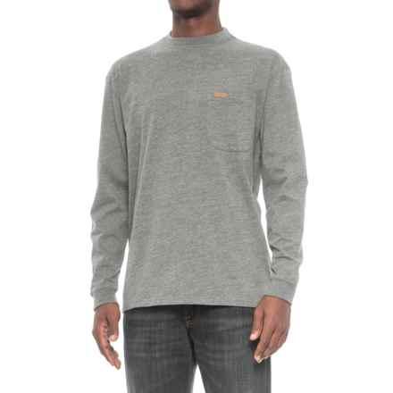 Pendleton Deschutes Shirt - Long Sleeve (For Men) in Grey Heather - Closeouts