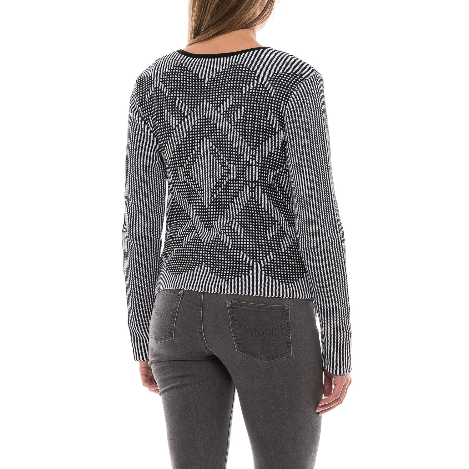 Pendleton Diamond Cardigan Sweater (For Women) - Save 54%