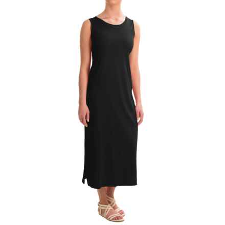 Pendleton Eliot Maxi Dress - Sleeveless (For Women) in Black - Closeouts