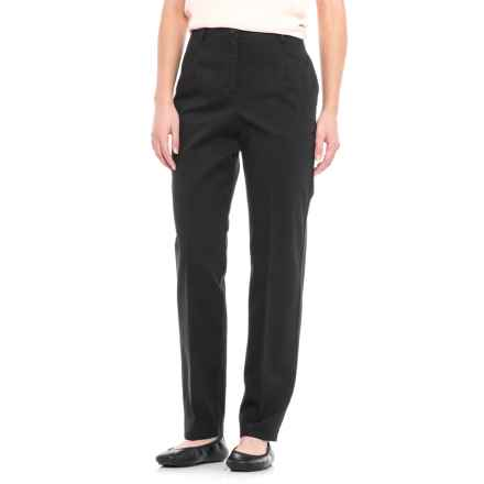 Pendleton Everyday Chino Pants (For Women) in Black Twill - Closeouts
