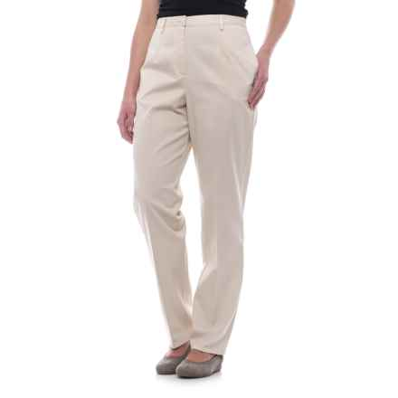 Pendleton Everyday Chino Pants (For Women) in Stone Twill - Closeouts