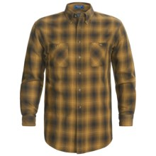 Pendleton Expedition Double Face Shirt - Long Sleeve (For Men) in Bronze - Closeouts