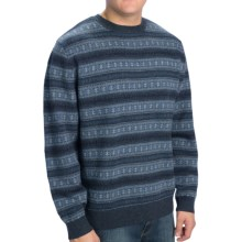 Pendleton Fair Isle Sweater - Merino Wool (For Men) in Blue - Closeouts