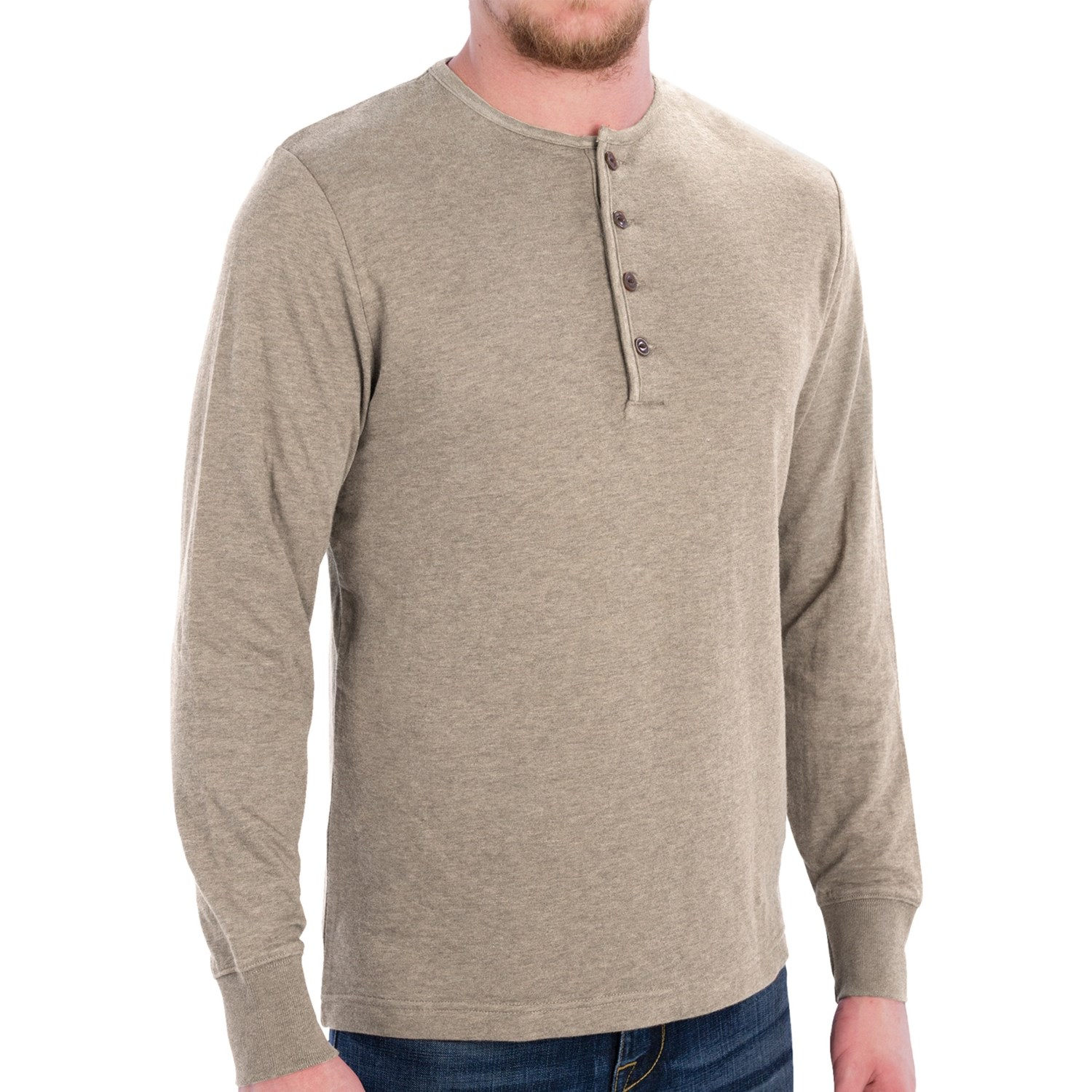 Pendleton Fielder Henley Shirt For Men Save 63