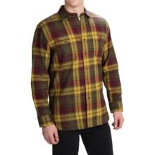Pendleton Hawthorne Shirt - Long Sleeve (For Men) in Macmillan Weathered Tartan - Closeouts