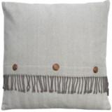 "Pendleton Herringbone Fringe Decor Pillow - 26x26"""