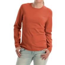 Pendleton Jewel Crew Neck Sweater - Silk Blend (For Women) in Autumn Glaze - Closeouts