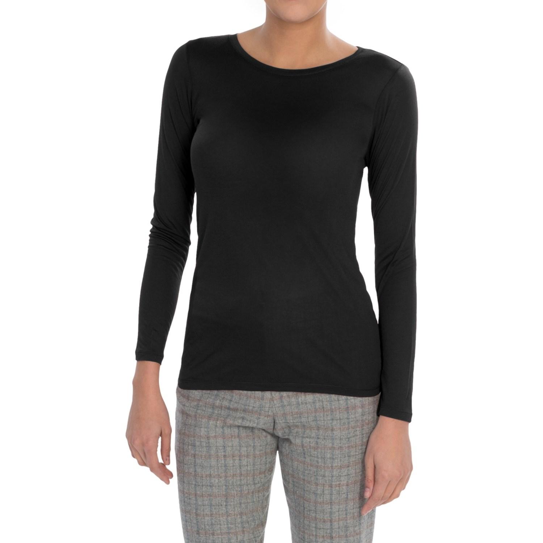 Pendleton Layer Me T Shirt Modal Round Neck Long
