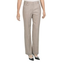 Pendleton Liza Pants - Broadway Blend (For Women) in Oxford Grey Mix - Closeouts