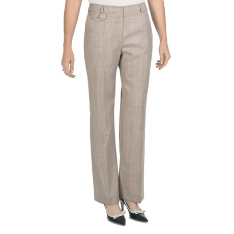 Pendleton Liza Pants - Broadway Blend (For Women) in Oxford Grey Mix