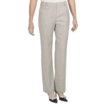 Pendleton Liza Pants - Broadway Blend (For Women) in Oxford Tan Mix - Closeouts