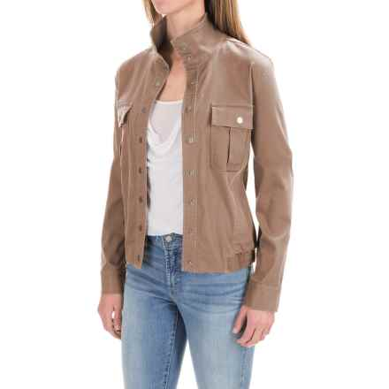 Pendleton Malin TENCEL® Jacket (For Women) in Dune - Closeouts