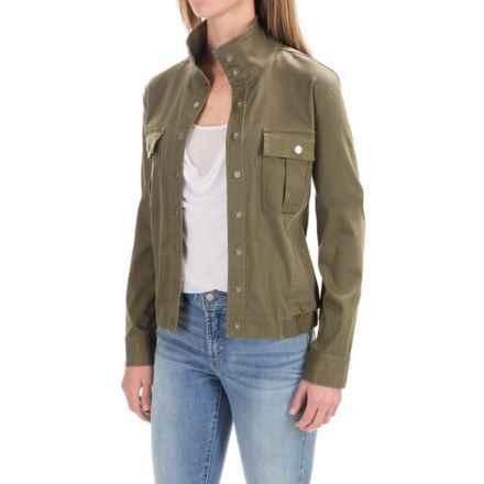 Pendleton Malin TENCEL® Jacket (For Women) in Seagrass - Closeouts