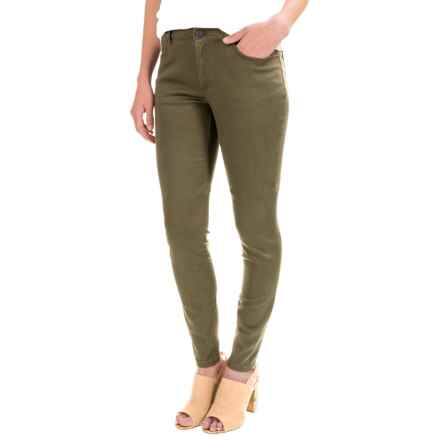 Pendleton Malin TENCEL® Pants - Mid Rise, Straight Leg (For Women) in Seagrass - Closeouts
