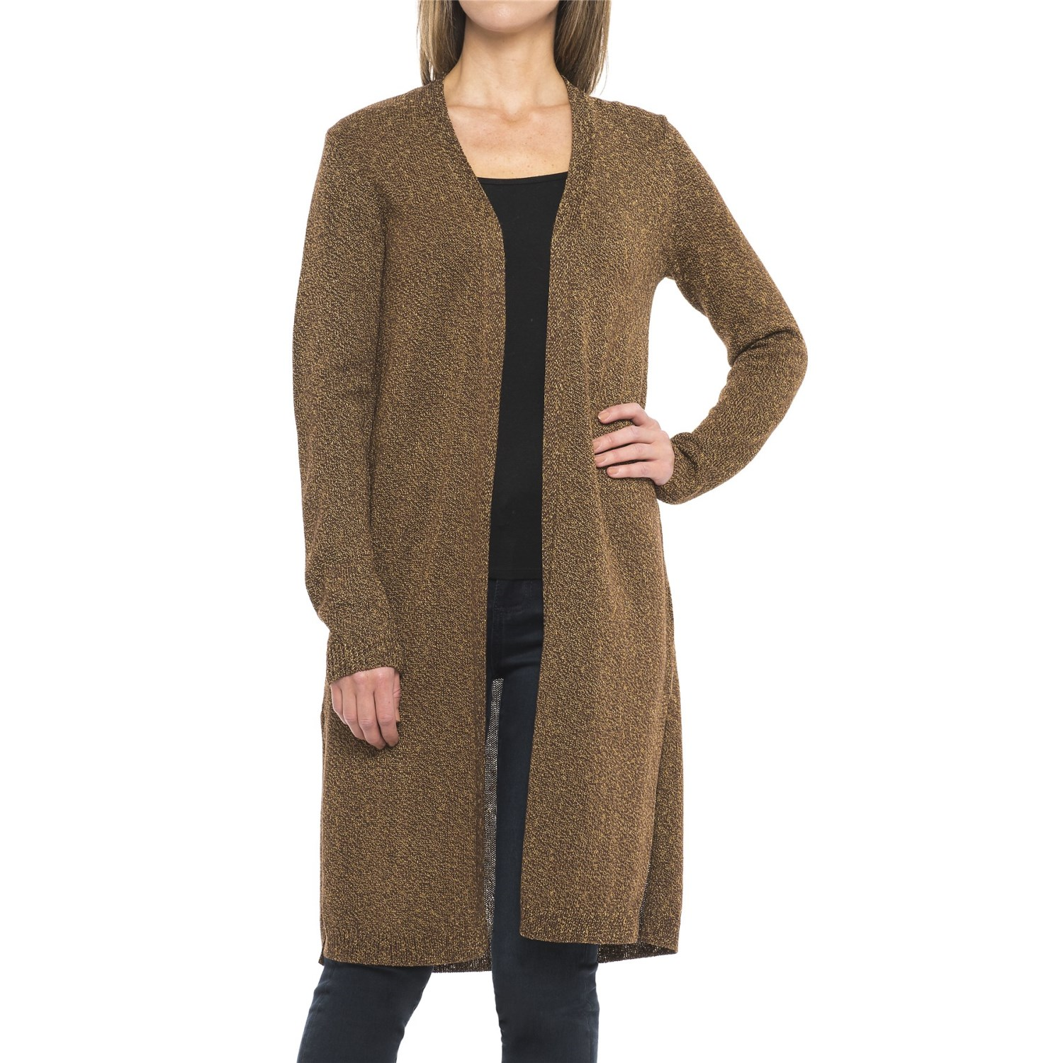 Pendleton Marled Long Cardigan Sweater (For Women) - Save 53%