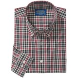 Pendleton Metro Shirt - Wrinkle Resistant Cotton, Long Sleeve (For Men)