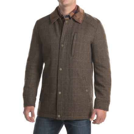 Pendleton Metro Sports Coat - Wool Blend (For Men) in Brown Herringbone - Closeouts