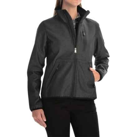 Pendleton National Park Glacier Soft Shell Jacket (For Women) in Denim - Overstock