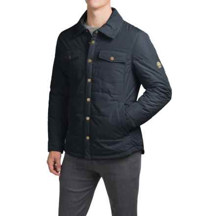 Pendleton National Parks Olympic Quilted Jacket - Insulated (For Men) in Navy - Closeouts