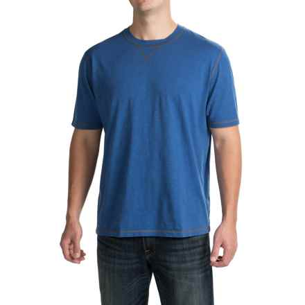 Pendleton Otter Rock T-Shirt - Short Sleeve (For Men) in Bay Blue - Closeouts