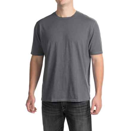 Pendleton Otter Rock T-Shirt - Short Sleeve (For Men) in Pebble Beach Grey - Closeouts