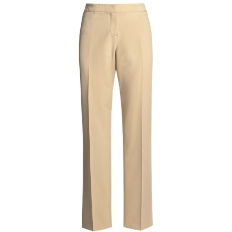 Pendleton Park Place Slim Pants (For Women) in Desert Camel