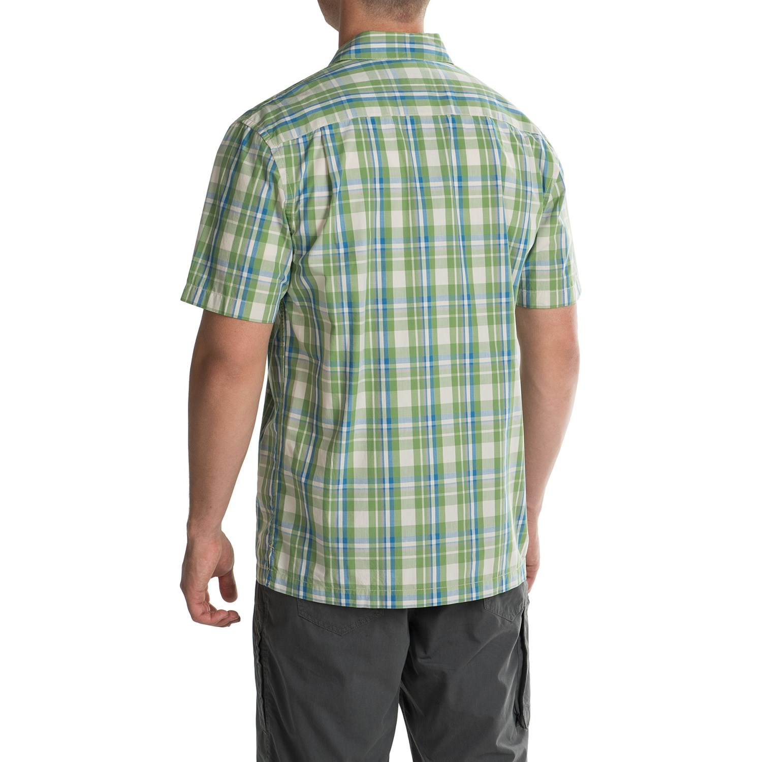 Pendleton plaid surf shirt for men save 70 Short sleeve plaid shirts