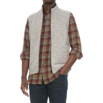 Pendleton Reversible Territory Vest (For Men) in Grey Heather - Closeouts
