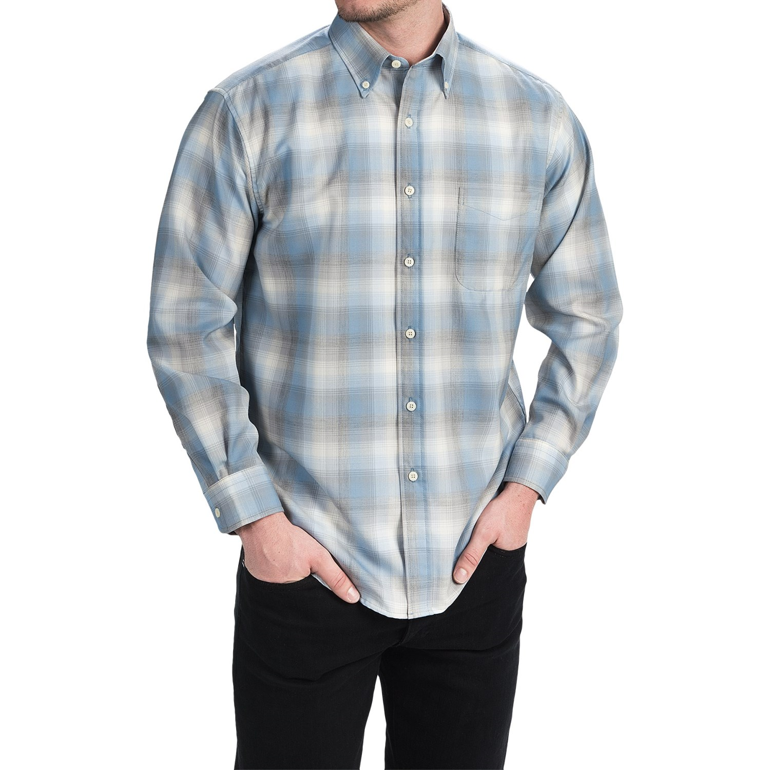 Pendleton Sir Pendleton Button Down Shirt For Men Save 61