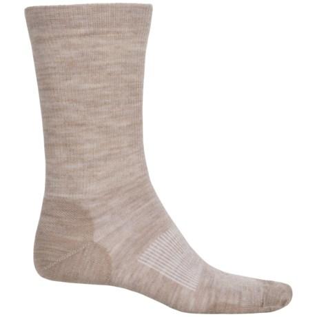 Pendleton Solid Trouser Socks - Merino Wool Blend (For Men and Women) in Khaki