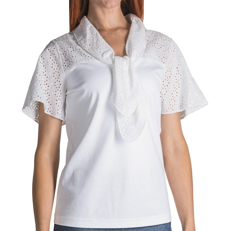 Pendleton Summer Fair T Shirt Cotton Short Sleeve For