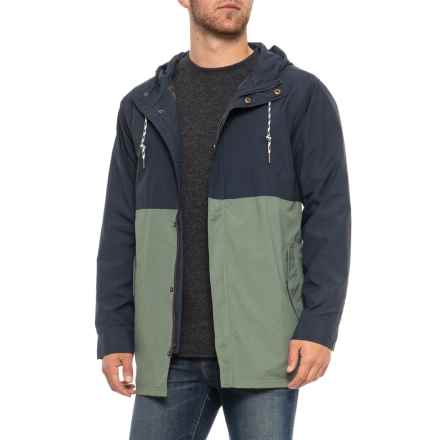 Pendleton Surf Anorak Jacket (For Men) in Faded Navy/Agave - Overstock