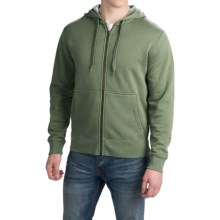 Pendleton Surf Beach Fleece Hoodie - Full Zip (For Men) in Green Gables - Closeouts