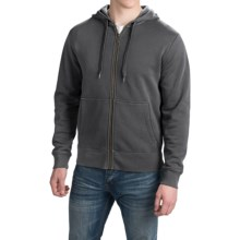 Pendleton Surf Beach Fleece Hoodie - Full Zip (For Men) in Nine Iron - Closeouts