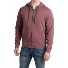 Pendleton Surf Beach Fleece Hoodie - Full Zip (For Men) in Red - Closeouts